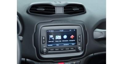Caraudiovidéo : Jeep choisit Tomtom pour équiper la nouvelle Renagade