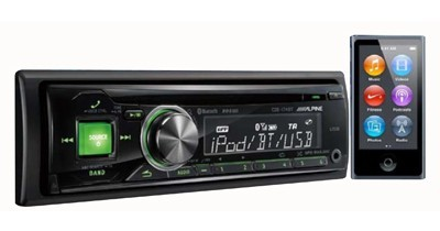 Caraudiovidéo : Deux autoradios CD Alpine intègrent le mode Bluetooth Expert
