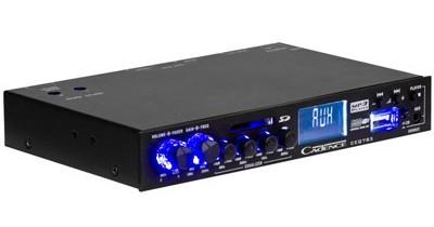 Caraudiovidéo : Un préampli ½ DIN avec player MP3 intégré