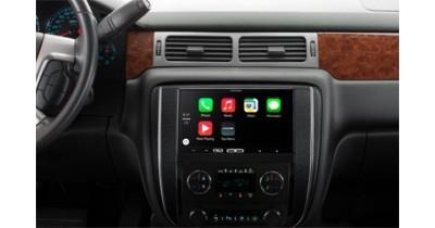 Caraudiovidéo : Alpine annonce la commercialisation de son autoradio CarPlay