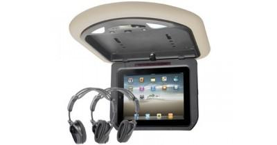 Caraudiovidéo : Mobile Vision transforme votre iPad en écran plafonnier
