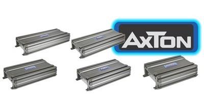 Caraudiovidéo : Une nouvelle gamme d'amplificateurs chez Axton