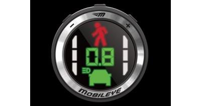 Caraudiovidéo : Mobileye vous aide à surveiller les dangers de la route