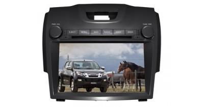 Caraudiovidéo : Replica Autoradio propose un combiné multimédia spécial Isuzu D-Max