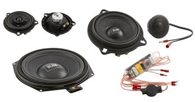 Caraudiovidéo : Des HP spécifiques pour BMW et Mini chez Blam Audio