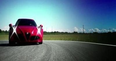 L'Alfa Romeo 4C pour la première fois sur circuit !