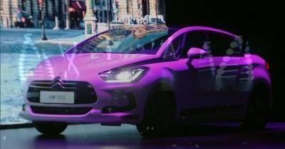 Début de la production de la Citroën DS5 en Chine