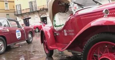 Embarquez avec FIAT pour les Mille Miglia 2016