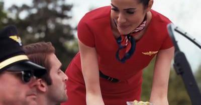 Turbulences garanties avec la ''Caterham Airways''