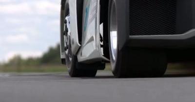 Iron Knight, le camion le plus rapide du monde