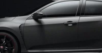Honda Civic Type R: déjà un concept avec la nouvelle génération