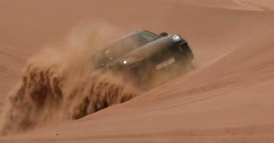 Porsche dévoile un premier aperçu du Macan