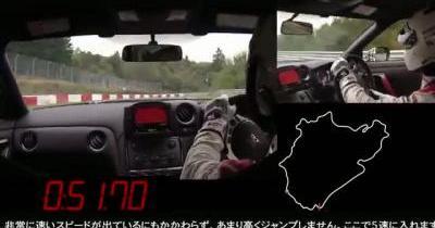 Le tour canon de la Nissan GT-R Nismo au Nürburgring en vidéo