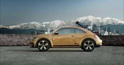 Le concept Volkswagen Dune en vidéo