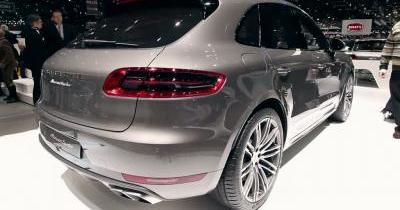 Genève 2014 : Porsche Macan