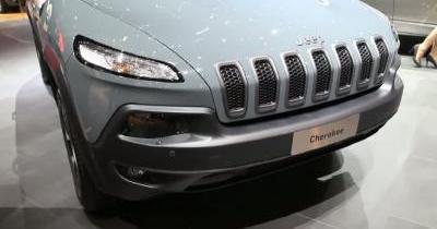 Genève 2014 : Jeep Cherokee