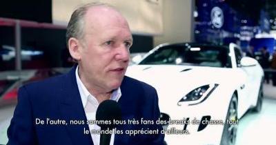 Ian Callum évoque pour nous la Jaguar XFR-S Sportbrake, un break comme il les aime