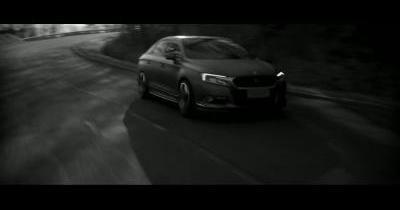 Première vidéo de la Citroën DS 5LS R