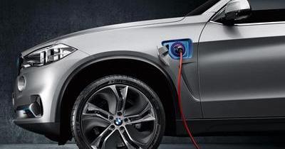 Vidéo du BMW X5 eDrive, version hybride rechargeable du SUV