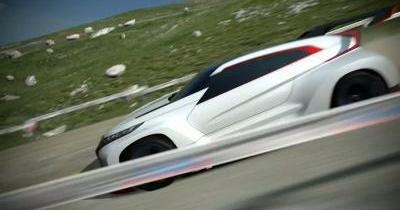 Mitsubishi a aussi préparé une bête de course pour Gran Turismo