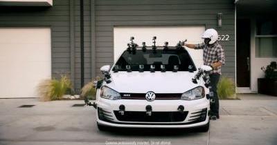 Une Golf GTI truffée de GoPro sur une vidéo multi-angles