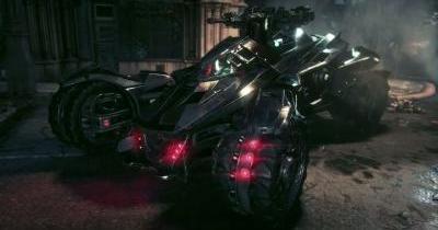 Grosses roues et arsenal de guerre pour la prochaine Batmobile