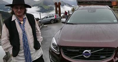 Volvo Drive E: escapade en Savoie à la rencontre du cuisinier Marc Veyrat