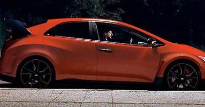 Vidéo : la future Honda Civic Type R en approche