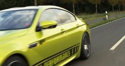 800 ch pour la BMW M6