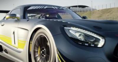La Mercedes AMG GT3 montre les crocs à Vallelunga
