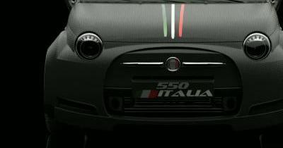 Quand une Fiat 500 adopte un moteur Ferrari de 550 ch