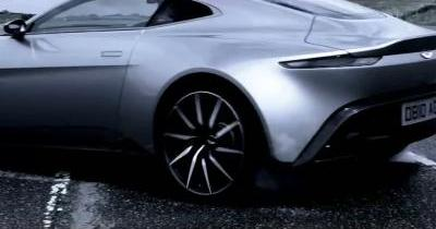 James Bond aura une Aston Martin DB10 sur mesure