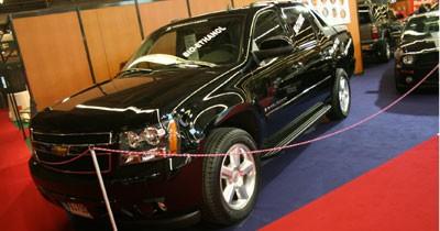Chevrolet Avalanche bio éthanol : gros calibre écolo