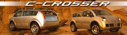 Citroën C-Crosser, SUV à la française