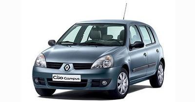 Clio Campus : un restylage inattendu pour la Clio II