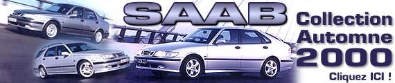 Collection Automne hiver pour Saab