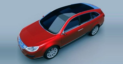 Concept VW Neeza : la star du salon de Pékin