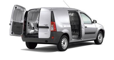 Dacia Logan Van : suite logique