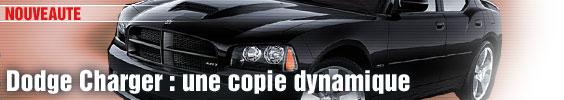 Dodge Charger : une copie dynamique