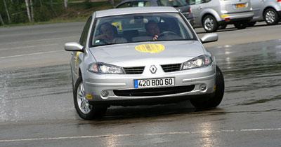 Une « dure » journée à la Dunlop Drivers Cup