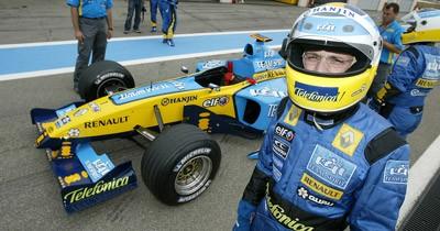 Exclusif : « j'ai piloté une F1 Renault ! »