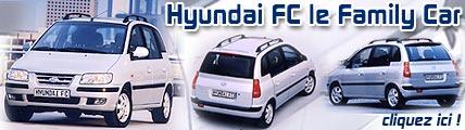FC, le Family Car de Hyundaï