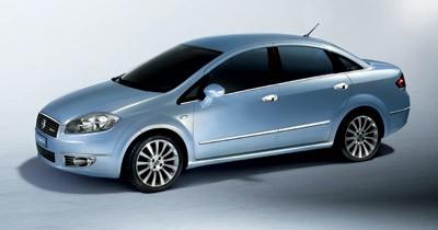 Fiat Linea : la Grande Punto tri-coprs