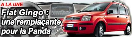 Fiat Panda 2 : une remplaçante attendue