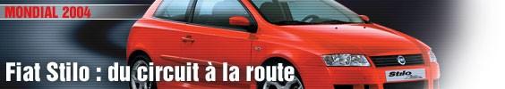 Fiat Stilo Schumacher et Racing : du circuit à la route