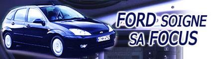 Ford soigne sa Focus