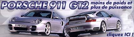 GT2: moins de poids, plus de puissance.