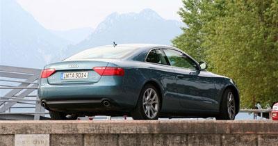 Guide d'achat : l'Audi A5 face à ses rivales