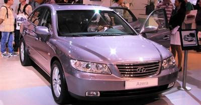 Azera : Hyundai prend de la grandeur