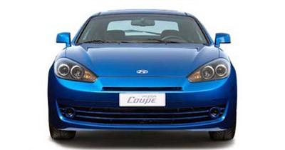 Hyundai Coupé : lifté en profondeur